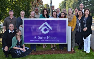 A Safe Place Partner Agency Members